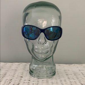 Blue Crystal Women's Nike Minx Sunglasses